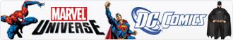 Marvel Universe licence officielle