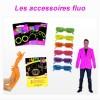 Accessoires fluorescents