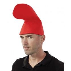 Bonnet de lutin rouge