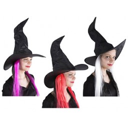 Chapeau sorcière avec...