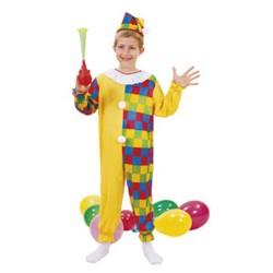 Déguisement clown 5/6 ans