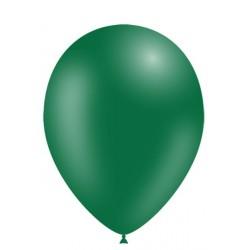 50 ballons vert forêt 25cm
