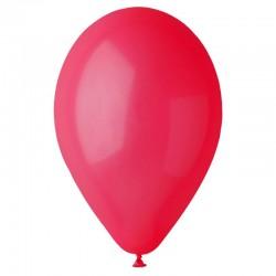 100 ballons rouge 30cm