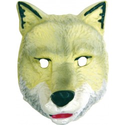 Masque enfant loup