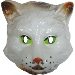 Masque enfant chat