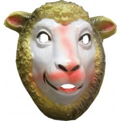 Masque enfant mouton