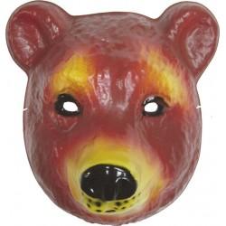 Masque enfant ours