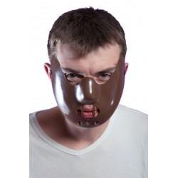 Masque 1/2 visage horreur